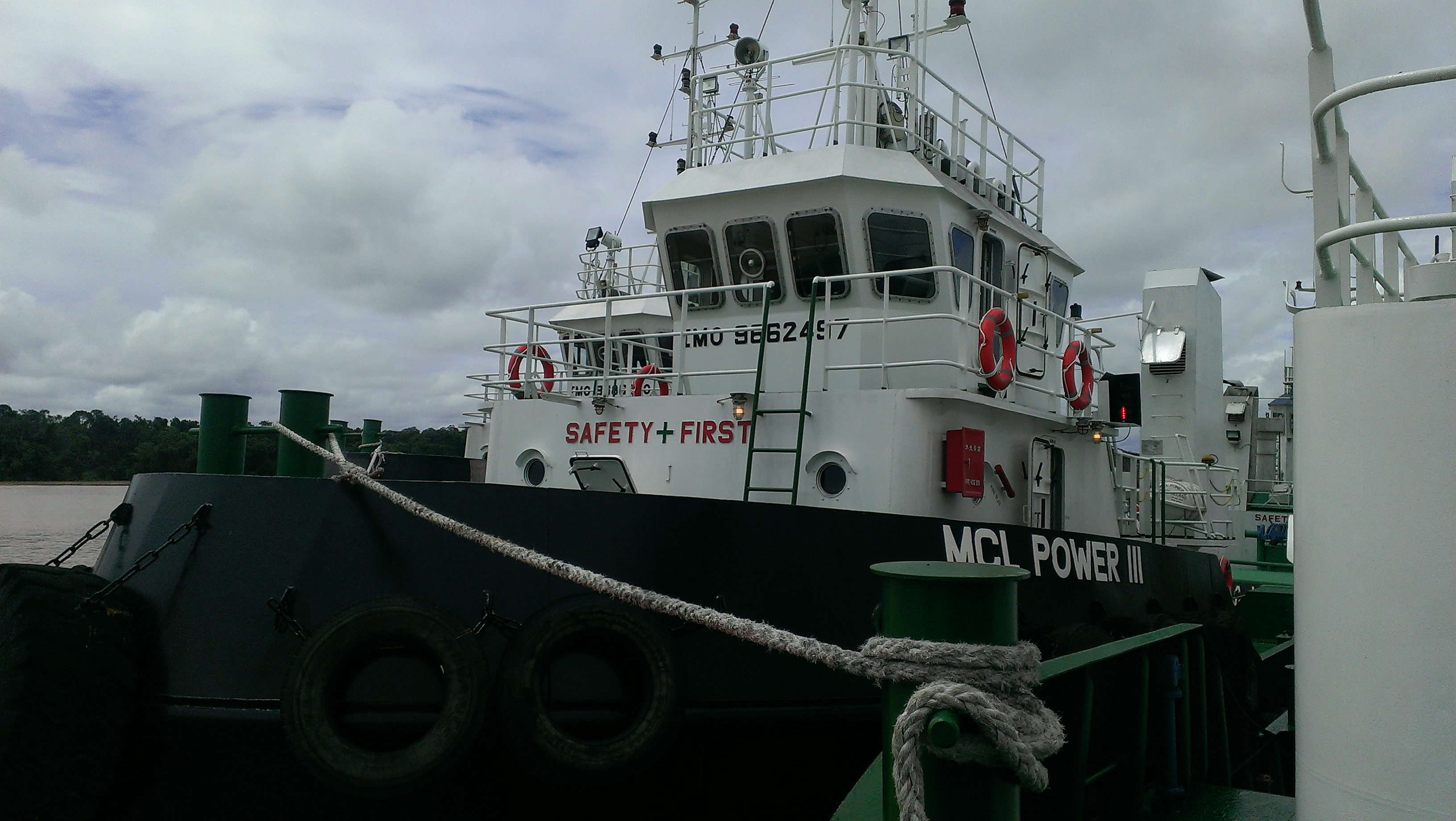 Tug Boats MCL Power III