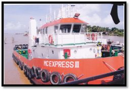 Tug Boats MC Express III
