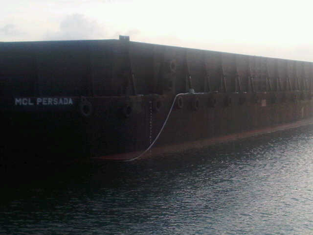 Barges MCL Persada